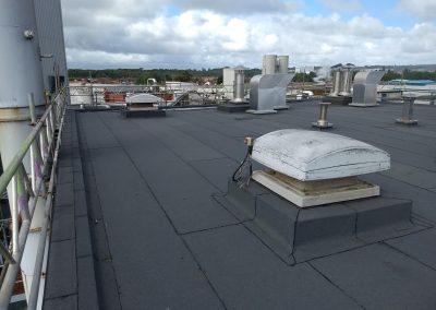 Cereal Partners UK, Roof Refurbishment