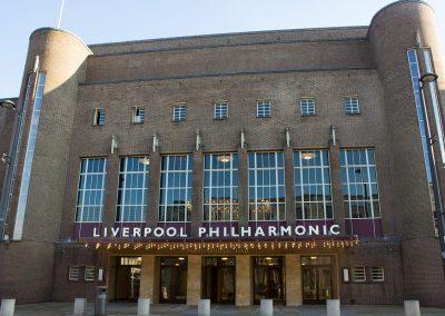 Liverpool Philharmonic Hall, Passive Fire Protection