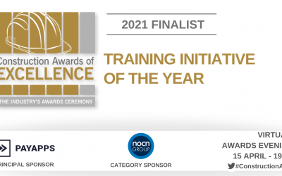 Training Initiative of the Year Finalists!