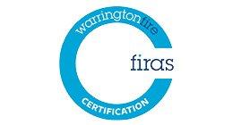 Firas Warrington Fire Logo
